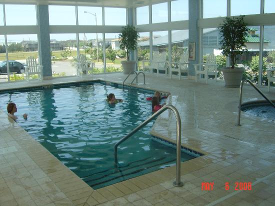 Shutters on the Banks: Indoor pool