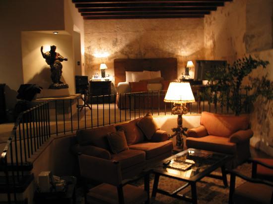 Hotel Museo Spa Casa Santo Domingo : Casa Santo Domingo Suite