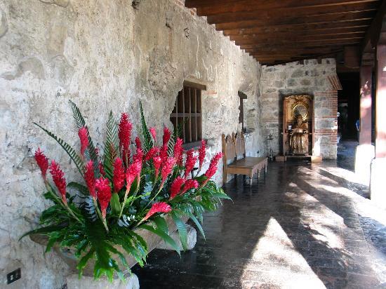 Hotel Museo Spa Casa Santo Domingo: Casa Santo Domingo corridor