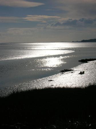 River Exe near Exmouth England