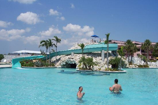 Taino Beach Resort Clubs Pool Area
