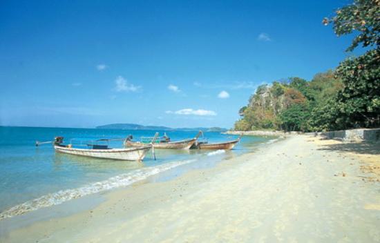 Beach Terrace Hotel Krabi: Aonang Beach