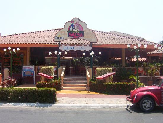 Park Royal Ixtapa: Cafe Salsa offers Breakfast