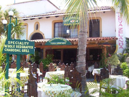 Park Royal Ixtapa: Great Fish Grill