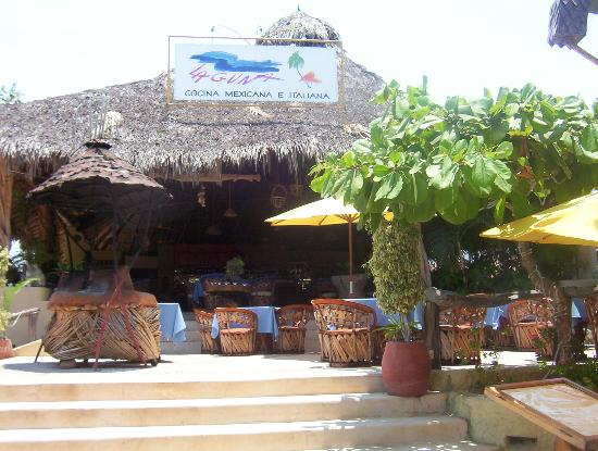 Park Royal Beach Resort Ixtapa: Laguna Seafood and Italian Restaurant