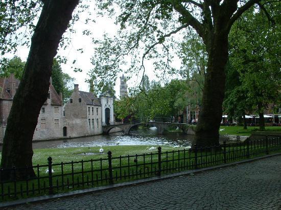 peaceful Brugge