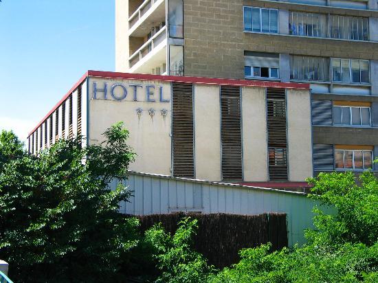 Hotel La Rotonde : Hotel Rotonde