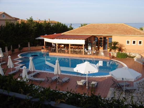 9 Muses Hotel Skala Beach: hotel