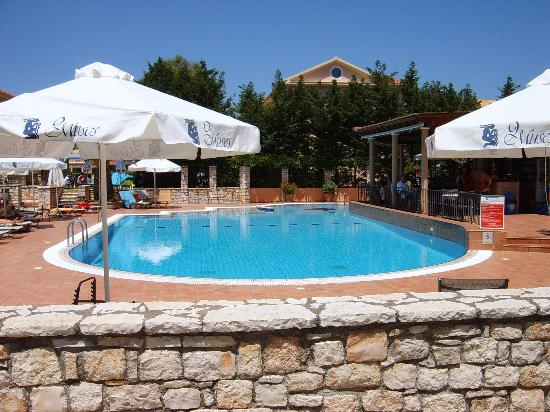 9 Muses Hotel Skala Beach: swimming pool