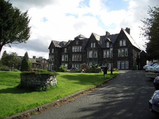 Portinscale, UK: Derwent Manor apartments