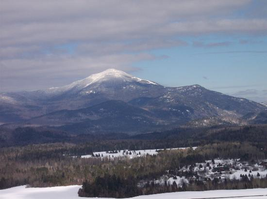 Lake Placid, NY: Another view from atop ski jump tower