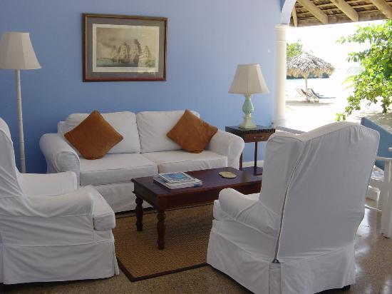 Jamaica Inn: Our verandah