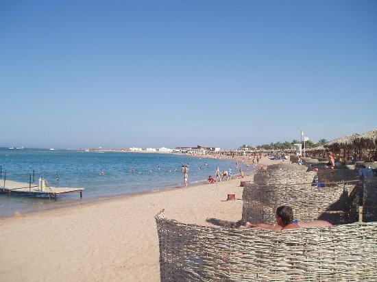 Jaz Makadina : On the beach