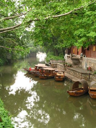 ‪سوتشو, الصين: Tiger Hill - Suzhou creeks and canals‬