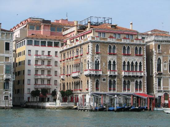Hotel Baur Il Palazzo Bild Von Bauer Palazzo Venedig Tripadvisor