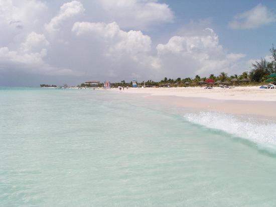 Royal West Indies Resort: Grace Bay Beach - Crystal Clear Water!