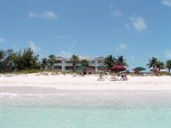 Royal West Indies Resort: RWI Resort from the water
