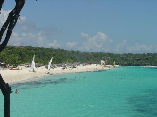 Paradisus Rio de Oro Resort & Spa: main beach