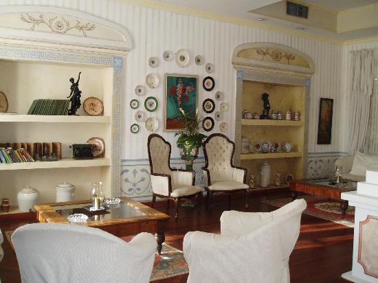 Paradisus Rio de Oro Resort & Spa : med restaurant