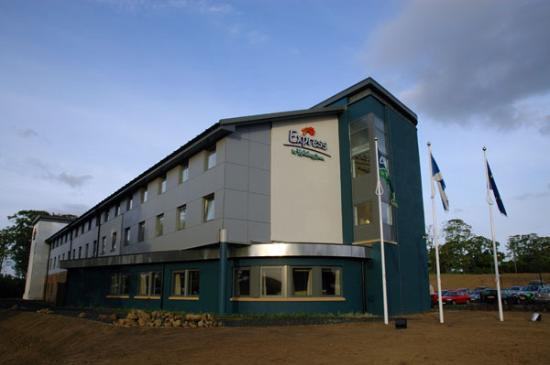 Holiday Inn Express Dunfermline: Photo of hotel exterior