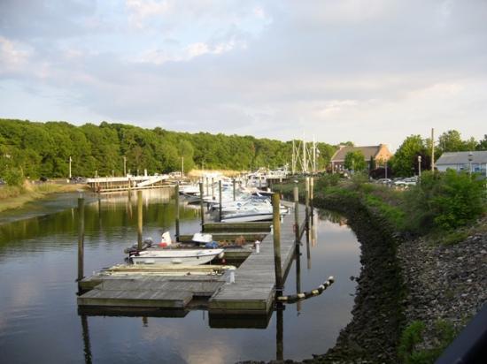 Milford, كونيكتيكت: Milford Landing Marina