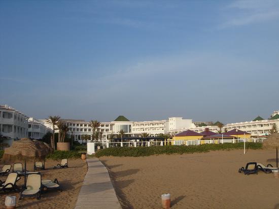 IBEROSTAR Founty Beach: View from hotel beach