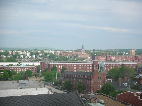 Manchester, Nueva Hampshire: 8th floor view