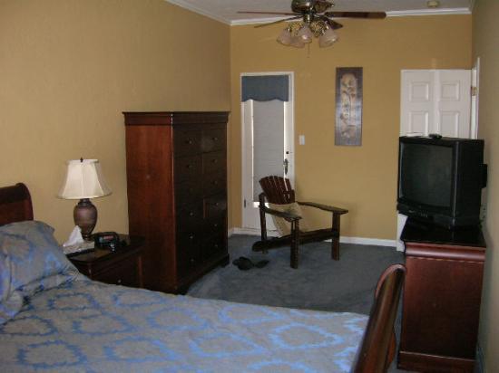 El Cordova Hotel: Master bedroom