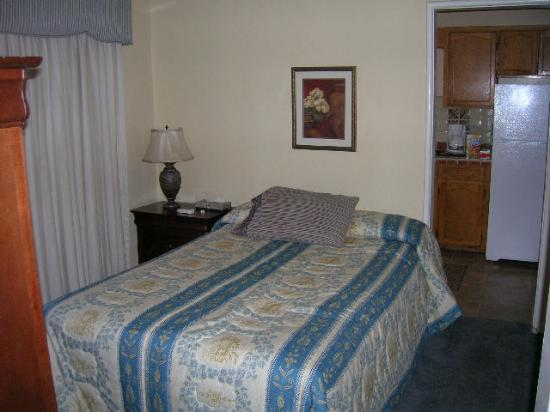 El Cordova Hotel: Second bedroom