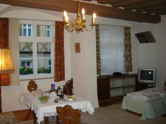Hotel Gasthof Post Rothenburg ob der Tauber