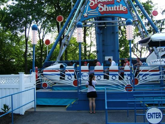 Lots of rides 7-10 year olds can do by themselves or with ...