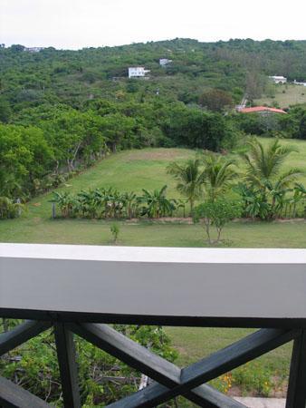 Great Escape: balcony view