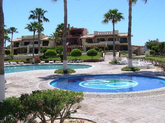 Pinacate Condos: Pinacate Pool Area