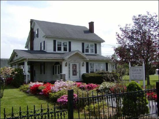 Graystone Inn B&B : front