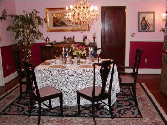 Harbeson, DE: Dining Room