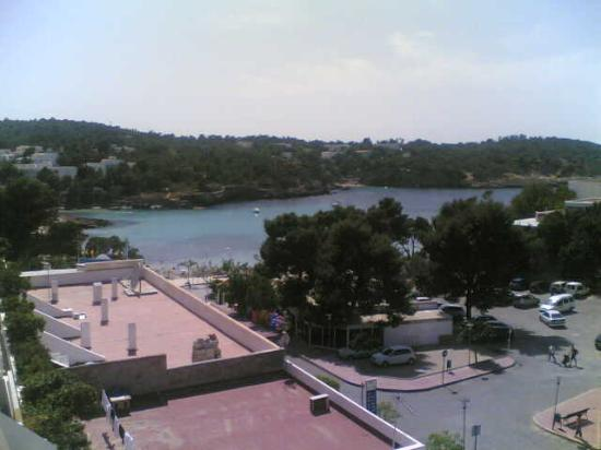 Apartments Del Rey: view from my lovely balcony