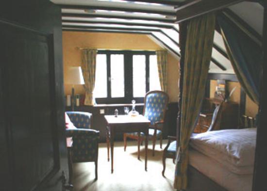 Castle Hotel Auf Schoenburg: Prinzessin Kemenate 1