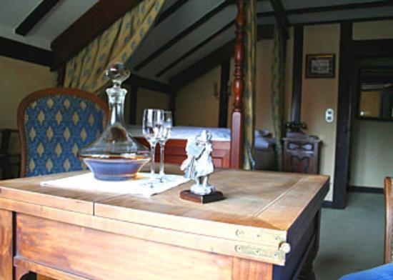 Castle Hotel Auf Schoenburg: Prinzessin Kemenate 2
