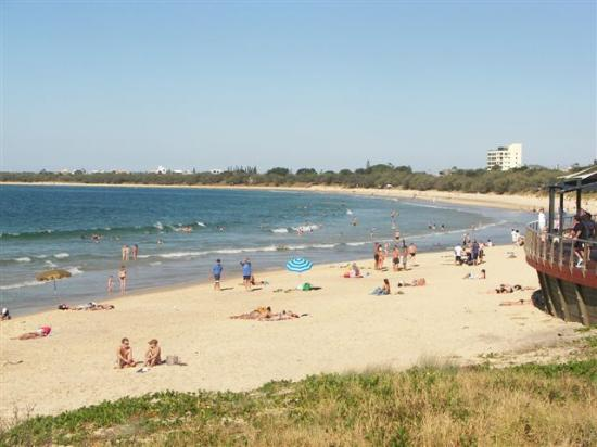 Pacific Beach Resort: Mooloolaba Beach May2006
