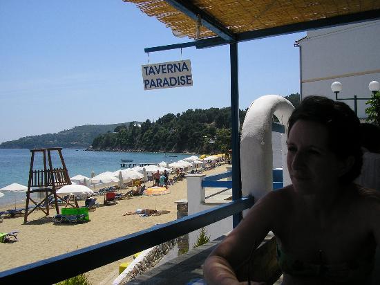 Hotel Esperides: Paradise is next door
