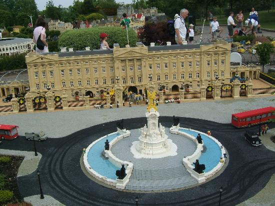 英國樂高樂園主題公園照片