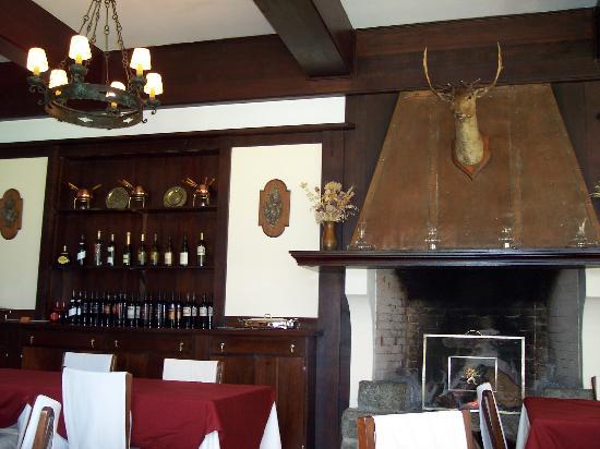 Hosteria Futalaufquen: The Tea room