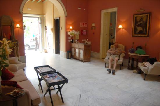 Bellas Artes Hotel: lobby