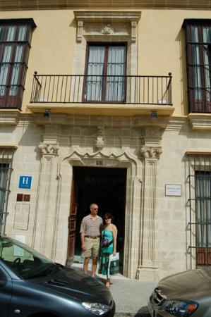 Bellas Artes Hotel: front