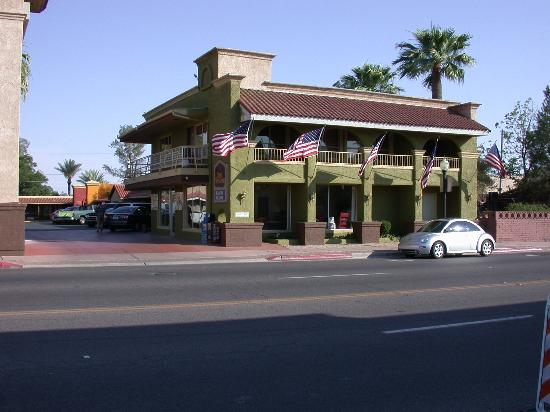 BEST WESTERN Rancho Grande: Front view