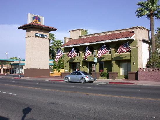 BEST WESTERN Rancho Grande: Front view 2