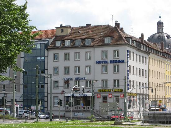 Regina hotel updated 2018 prices reviews wurzburg for Wurzburg umgebung hotel