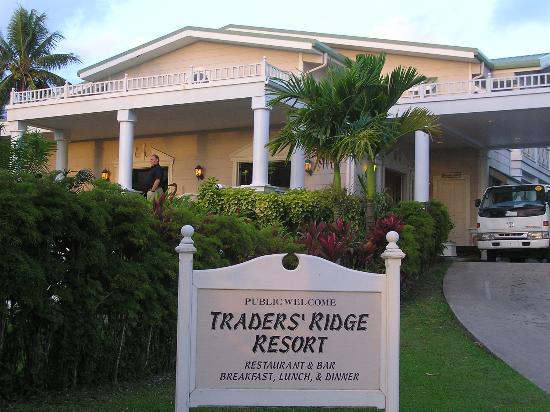 Yap Pacific Dive Resort : Traders Ridge Resort