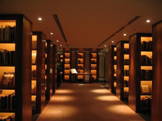 """Park Hyatt Tokyo: """"Library"""""""