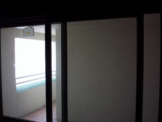 Howard Johnson Inn Atlantic City: The view